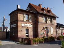Alter Bahnhof - seit dem Betrieb der S-Bahn stillgelegt