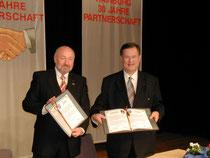 Thomas Przibilla und Francois Bordry