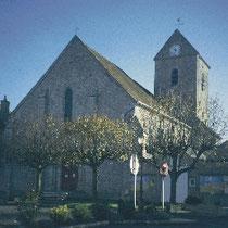 Die Kirche von Echilleuse