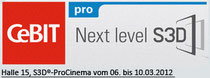 AD-RADIO Cebit und Next level S3D