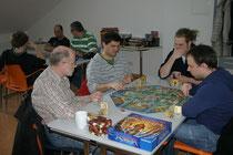 Asara auf dem 1. Pankower Spielefest