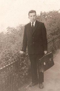Владимир (Мирик) Кожевин. Киев, 1960-е г.г.