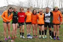 Equipo femenino.