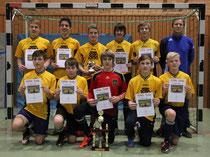Team Fulda I gewann überzeugend das Auswahlturnier