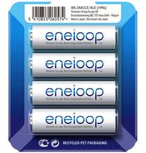 Panasonic ENELOOP BK-3MCCE/4LE
