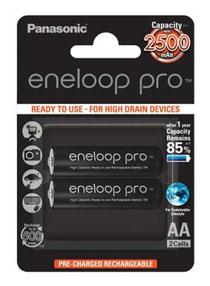 Panasonic ENELOOP PRO BK-3HCDE