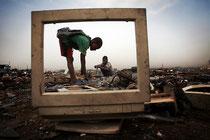 África, vertedero electrónico del primer mundo