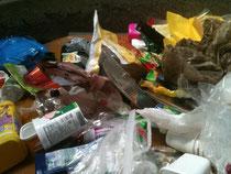 Kunststoffe auf dem Steigband