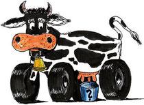Unterstützen Sie die Milchkuh-Initiative