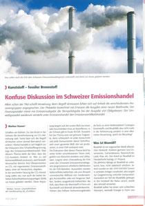 Kunststoff-Verbrennung in KVA?