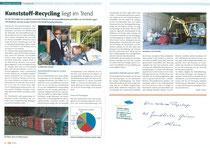 Kunststoff-Recycling Baldini