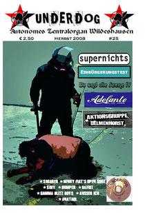 Ausgabe #25, September 2008