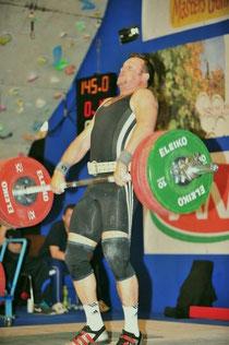 Alexander Meinhardt-Heib bei der Masters-EM 2010