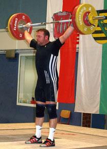 113 kg Reißen