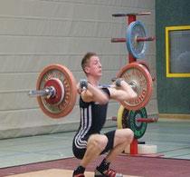 Unter anderem erkämpfte sich Hendrik Schmitt eine Goldmedaille
