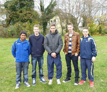die junge Truppe des KSV