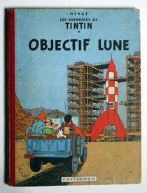 Album de Tintin : objectif lune