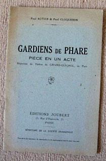 Couverture du livre de Paul Autier