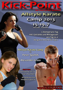 Allstyle Karate Camp 2013