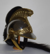 Casque de dragon modèle 1872-74