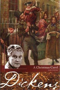 Helmut Gentsch liest 'Die Weihnachtsgeschichte' von Charles Dickens