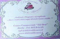 """Pasticceria """"Dolci & abbracci"""" Biella"""
