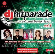 DJ Hitparade ...darauf tanzt Deutschland! Vol.3