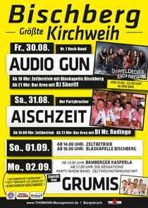 Kirchweih Bischberg