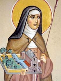 Sainte Colette
