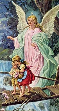 Les Saints Anges Gardiens. Image