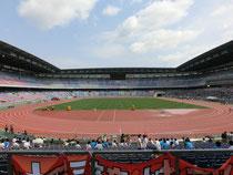 大きい競技場