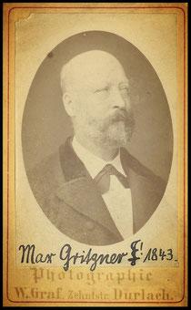 Max Carl Gritzner