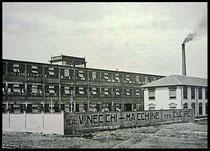 La fabbrica Necchi di Piazza D'armi