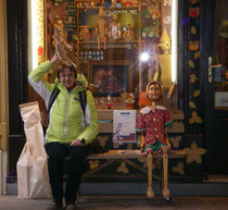 магазин Бартолучи в Вене