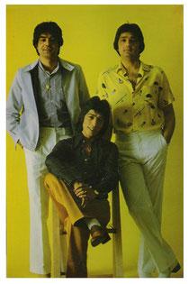 Los Chichos en 1982