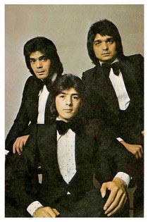 Los Chichos en 1977