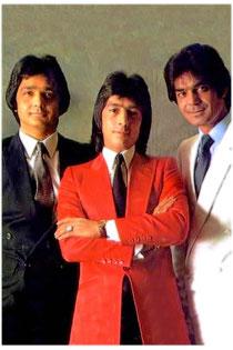 Los Chichos en 1985