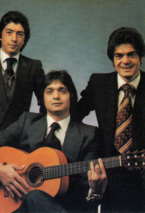 Los Chichos en 1981