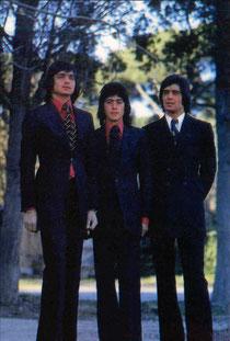 Los Chichos en 1974
