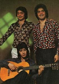 Los Chichos en 1978