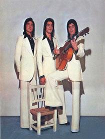 Los Chichos en 1975