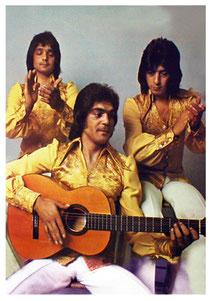 Los Chichos en 1976