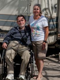 Doris und Tony aus Texas