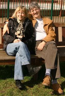 Das Reiseteam Rita und Rudi Menrad