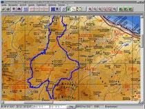 perfekte Reiseplanung und präzise Navigation