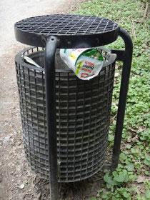 Die Grevenbroicher Untonne: Der meiste Müll passt nicht rein...