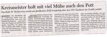 Freie Presse vom 25.06.2012