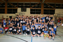 7 Teams des LC Therwil