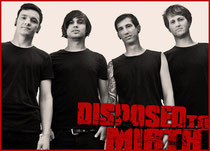 DISPOSED TO MIRTH