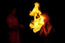 Feuerpusten